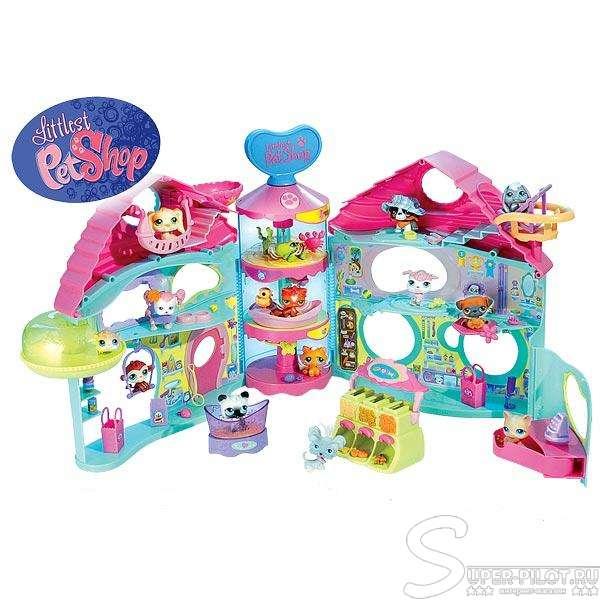 Мой маленький зоомагазин игрушки как сделать им дом