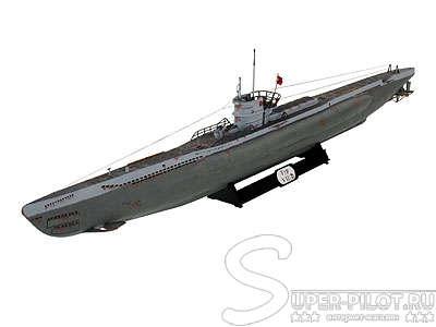 лего немецкая подводная лодка