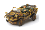 Unimax82002 German Schwimmwagen Type 166 (Normandy 1944) 1/32